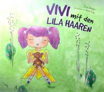 """Children's book """"Vivi mit den lila Haaren"""""""