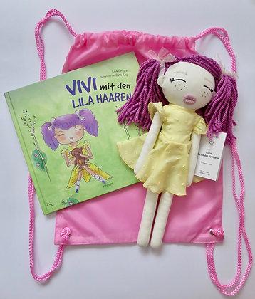 Vivi mit den lila Haaren Package