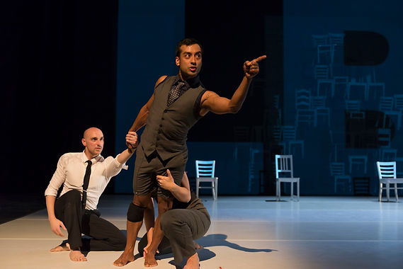 """""""Power Goes"""" – Chicago Reader Review"""
