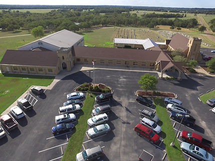 Faith Lutheran High School of Central Texas Aerial view