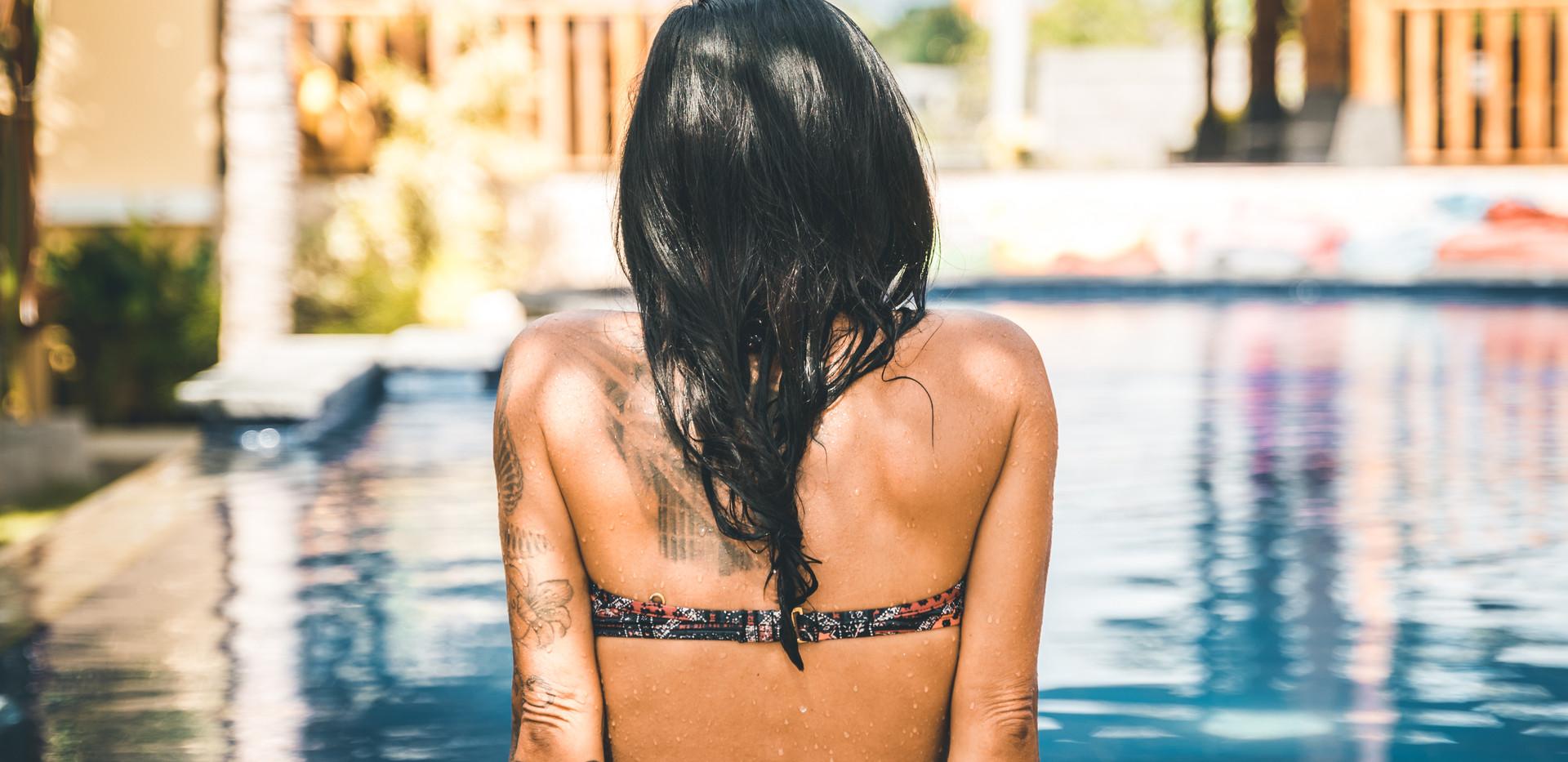 ocho pool