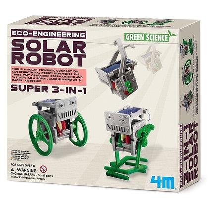 רובוט סולארי 3 ב 1