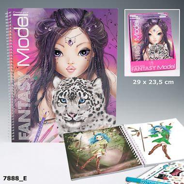 מגוון חוברות טופ מודל