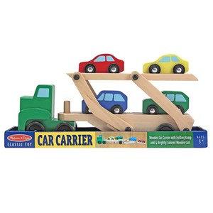 נושאת מכוניות מעץ