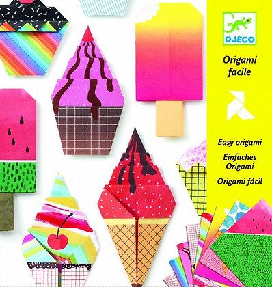 יצירה - אוריגאמי