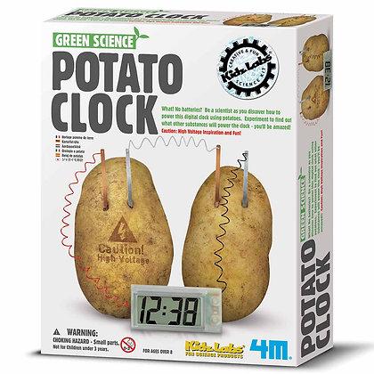שעון תפוח אדמה