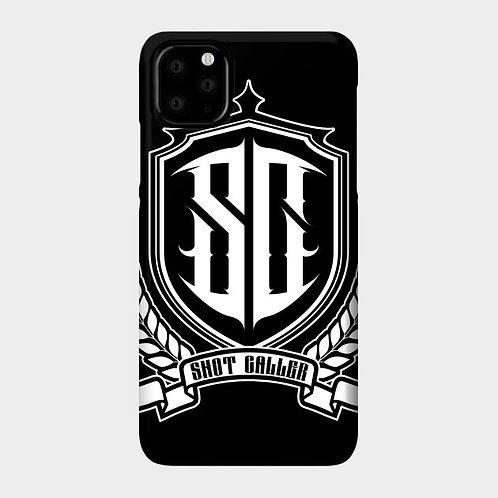 Shot Caller Shield Phone Case