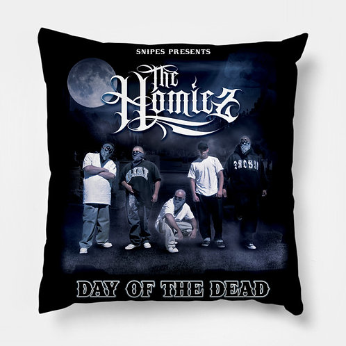 Day of The Dead Pillow