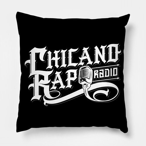 Chicano Rap Radio Pillow