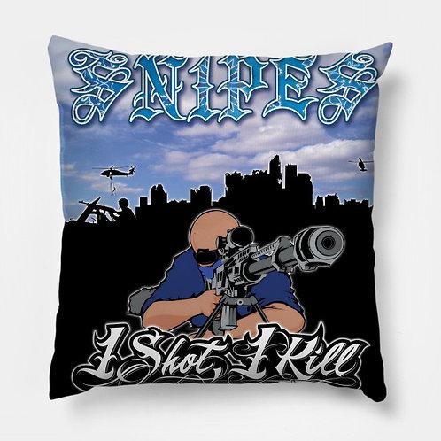1 Shot 1 Kill Pillow