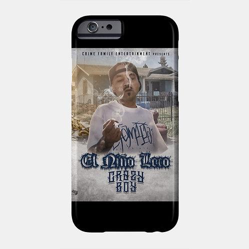 El Niño Loco Phone Case