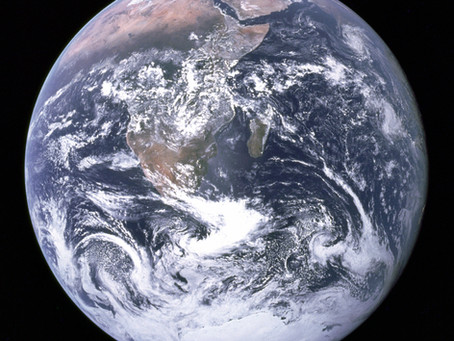 Protecting our Blue Marble: Together We Go Far