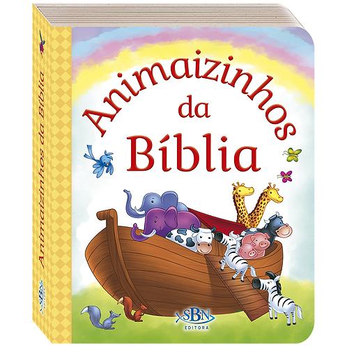 Pequeninos: Animaizinhos da Bíblia