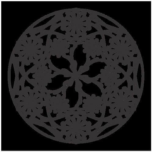 Mandala Pinhão