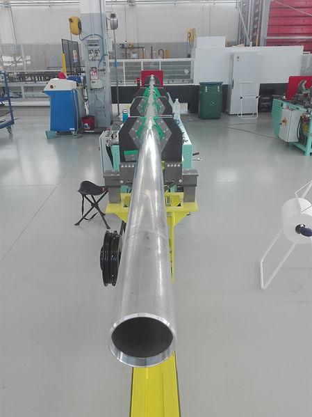 Collaudo montaggio cilindri oleodinamici idraulici hydraulic cylinder test testing machine automatic stand banch pistoni assembly assemblaggio