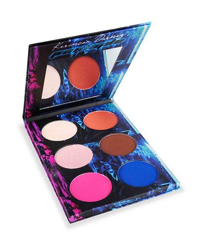 Peşimde Eyeshadow Palette 6'lı