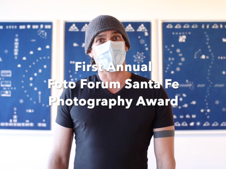 Sage Announcing the Photo Award