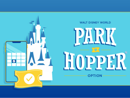 PARK HOPPING IS BACK AT WALT DISNEY WORLD! What you need to know about the NEW Park Hopper system!