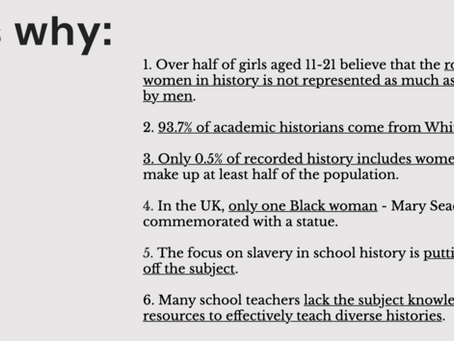 4 Ways to Make Your History Curriculum Gender Diverse