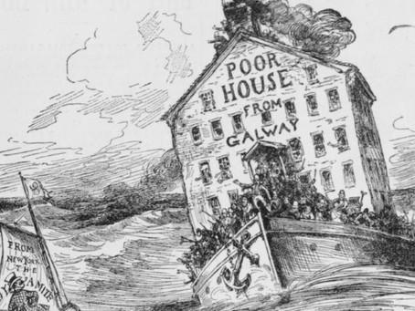 Irish Immigrants: Relationship with America