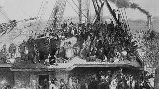 Irish Immigrants: the Irish Poor Law Act of 1838