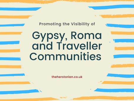Getting Up Close With Gypsy, Roma and Traveller Communities
