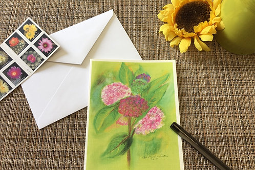 Note Card: Common Milkweed