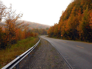 Country roads, take me home...