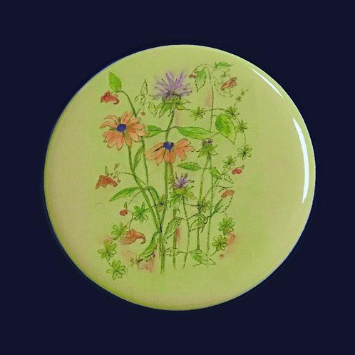 Magnet: Wildflowers