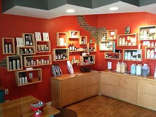 Davines products, organic products, high end hair, hair salon, hair stylist