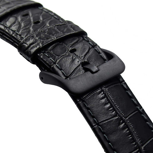 Black Mat Aligator | Black PVD Clip