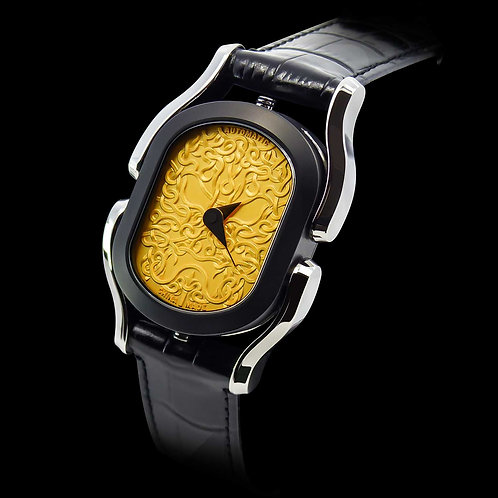 Janus Opera PVD Gold plated Limited edition