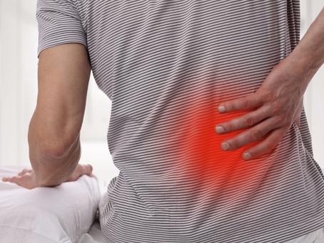 Health Chatter: Preventing back pain