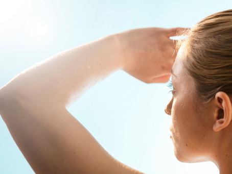 National Sun Awareness Week: Sun safety at work