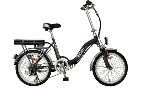 Hinergy bikes Click