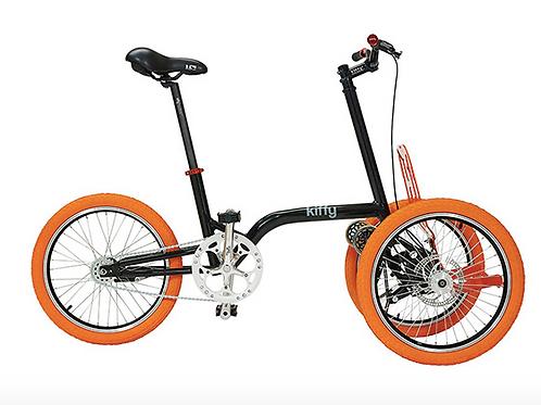 Kiffy Triciclo Cargo Bike