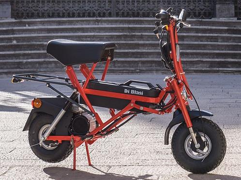 Di Blasi R70 Ciclomotore Elettrico Pieghevole