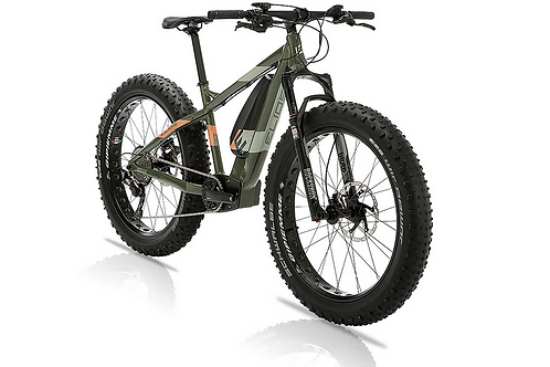 Cicli Elios Panther Fat Bike
