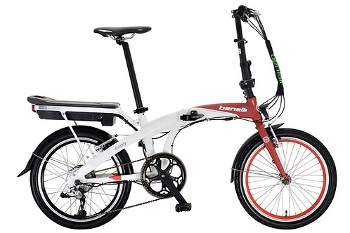 Benelli Biciclette Foldcity