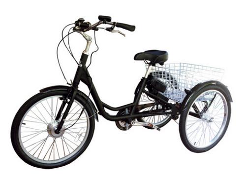 """Triciclotto Elettrico 24"""""""