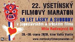 Znělka Vsetínského filmového maratonu 2020
