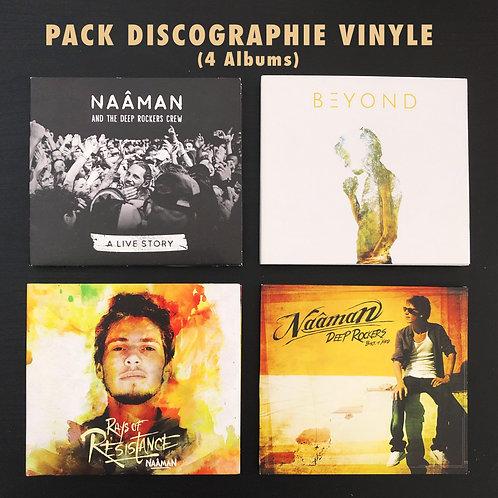 Pack Vinyle Naâman