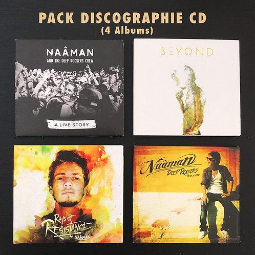 Pack CD Naâman