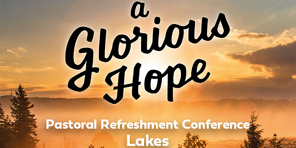 Pastoral Refreshment Conference: Lakes (in partnership with Keswick Ministries)
