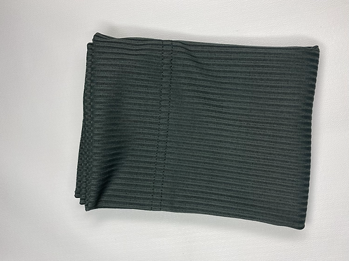 dark grey stripe undercap
