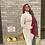 Thumbnail: Grey Turtleneck BodyXon Dress