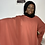 Thumbnail: Burnt Orange Butterfly Abaya