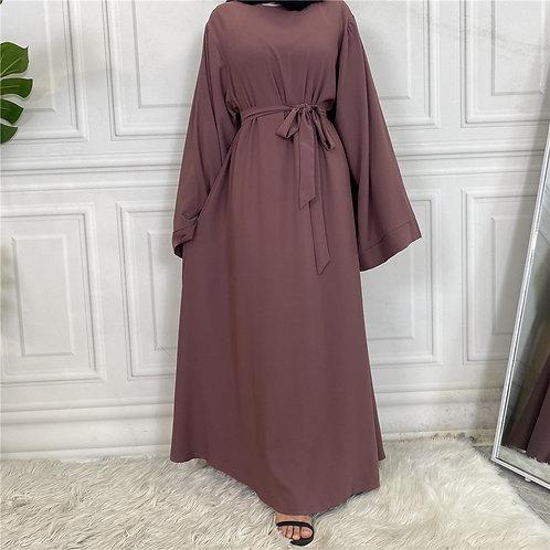 Purple Jacent Dress