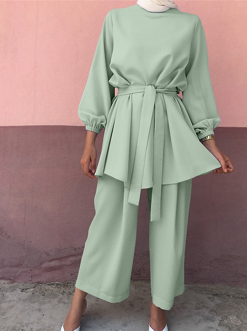 Mint 2 piece set