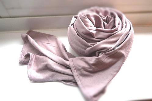 Premium Mauve Jersey Hijab